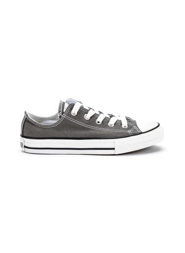 Converse Unisex Çocuk Chuck Taylor Allstar Yürüyüş Ayakkabısı 3J794C Gri